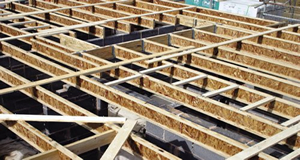 Engineered Timber Joists from GTE